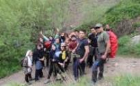 صعود به قله دارآباد